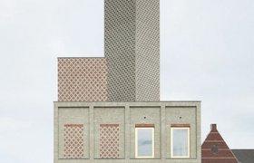 荷兰小村Nieuw-Bergen地标性建筑