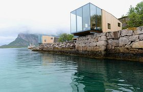 挪威Manshausen Island Resort