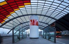 荷兰阿姆斯特丹中央车站