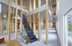 日本爱知县Mamiya Shinichi设计工作室
