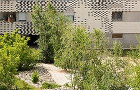 法国图卢兹某住宅景观