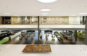 荷兰PGGM新总部办公楼