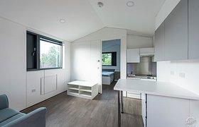 英国Y型立方公寓
