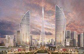 资讯 | 圣地亚哥·卡拉特拉瓦公布世界最高建筑的最新图片