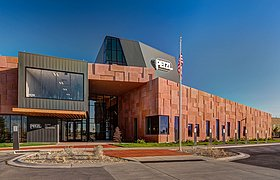PETZL 北美总部和配销中心