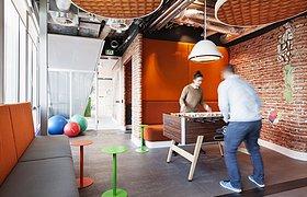 阿姆斯特丹谷歌办公室