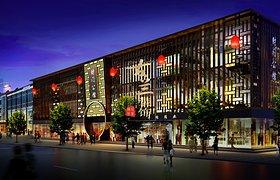 财门公馆酒楼丨自贡酒店设计公司