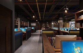 网吧装修效果图_网吧装修注意事项-简阳网咖电竞设计公司
