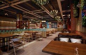 餐厅装修不可马虎和简略-绵阳餐厅装修