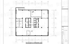 YAH | 深圳雅合深化设计 -- 写字楼项目案例图 -- 施工图