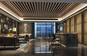贵州酒店设计公司|重庆水云里禅茶精品酒店