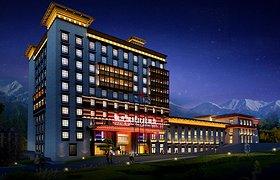 南阳酒店设计公司|康定锅庄温泉度假酒店