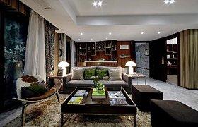 样板房设计师施少芬浅谈室内软装设计搭配三大原则