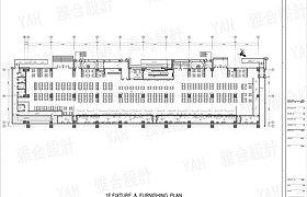 YAH | 深圳雅合深化设计 -- 餐厅项目案例图 -- 施工图