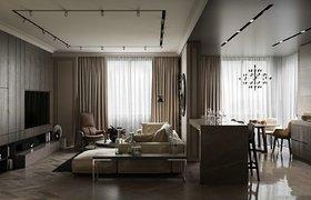 85㎡现代公寓— —质感与舒适的完美结合