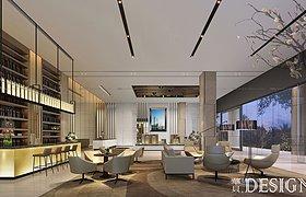 华贝HBD | 立白国际商务中心办公室设计