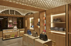 英国伦敦摩纳品牌店