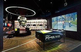 日本耐克篮球系列专卖店