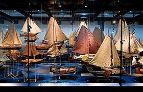 荷兰海事博物馆——实物画廊