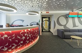 西班牙马德里谷歌办公室