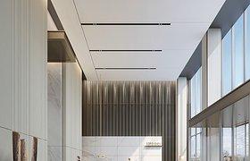 合肥旭辉庐州府铂悦中心写字楼&amp办公室 · 汇格设计