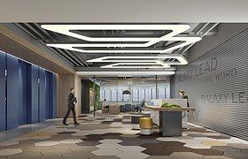 广州亚洲金融中心创客中心 · 汇格设计