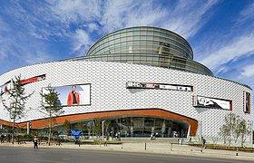 大连亿合城购物中心 · 汇格设计