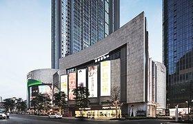 南宁龙光世纪商业街 · 汇格设计