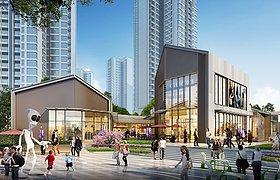重庆万科彩云湖商业中心 · 汇格设计