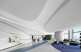 深圳远洋滨海大厦展示中心 · 汇格设计